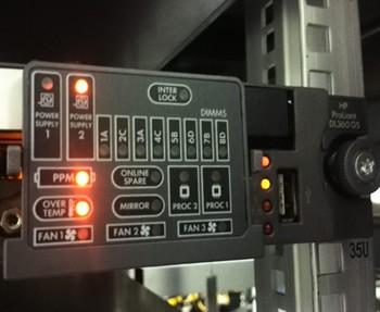 HP服务器维修